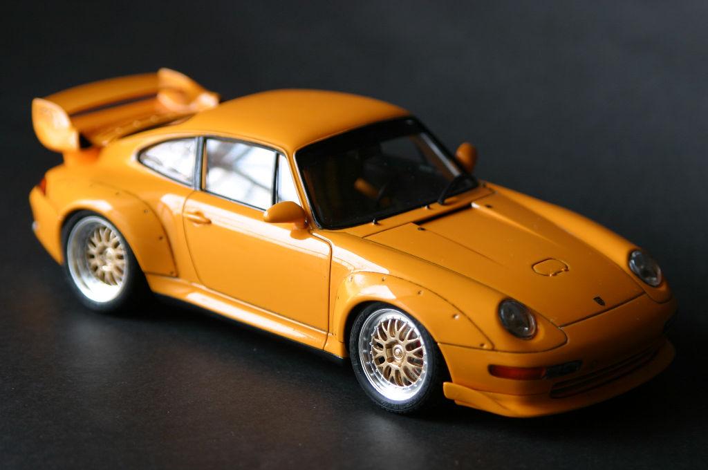 Car   Gt Model